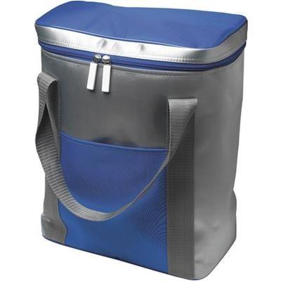 POLYESTER (420D) COOL BAG FOR SIX BOTTLES.