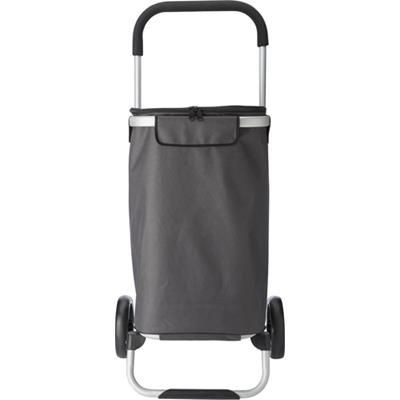POLYESTER (320-330) COOLER, SHOPPING TROLLEY.