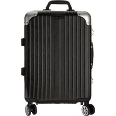 ABS&PC LUGGAGE TROLLEY with Aluminium Metal Frame.