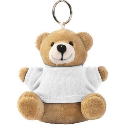 TEDDY BEAR KEYRING.