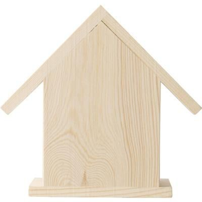 BIRDHOUSE with Painting Set.