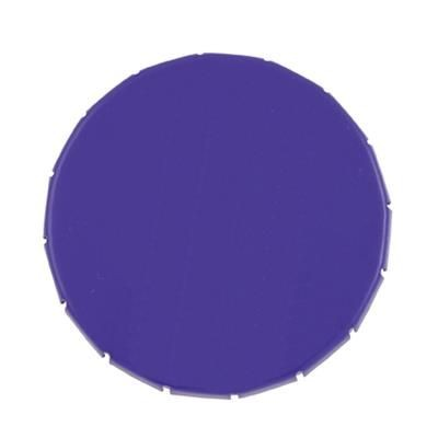 CLICK TIN in Dark Blue.
