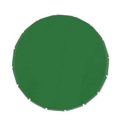 CLICK TIN in Dark Green.