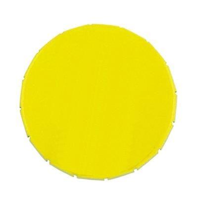 CLICK TIN in Yellow.
