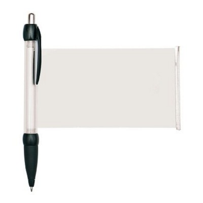 BANNER MESSAGE PEN in Black.
