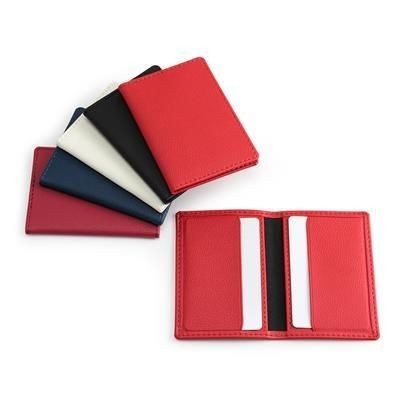 COMO RECYCLED CREDIT CARD CASE.