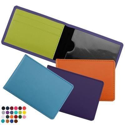 SEASON TICKET OR ID CARD CASE in Belluno Colours.