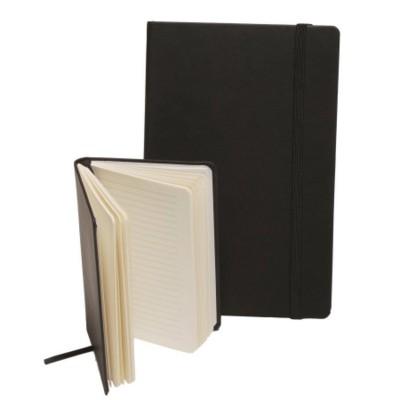 POCKET NOTE BOOK in Black.