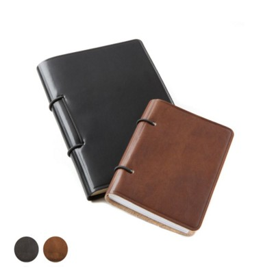 A5 JOURNAL in Richmond Nappa Leather.