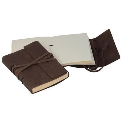 DIESEL LEATHER A5 TRAVEL JOURNAL OR NOTE BOOK.