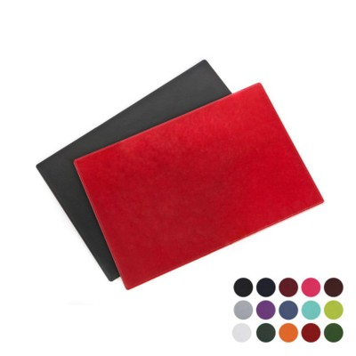 LARGE LEATHERETTE DESK PAD in Belluno PU Leather.