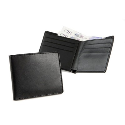 MENS WALLET in High Quality Belluno PU.
