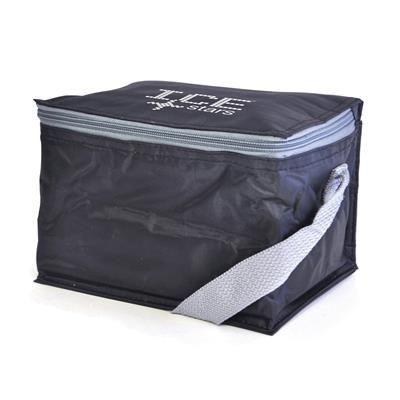 GRIFFIN COOL BAG in Black.