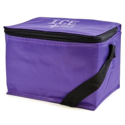 GRIFFIN COOL BAG in Purple.