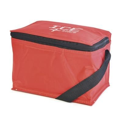 GRIFFIN COOL BAG in Red.