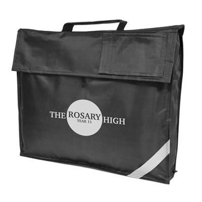 JASMINE SCHOOL BAG in Black.