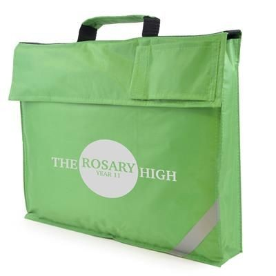 JASMINE SCHOOL BAG in Green.