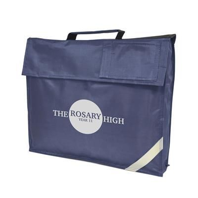 JASMINE SCHOOL BAG in Navy Blue.