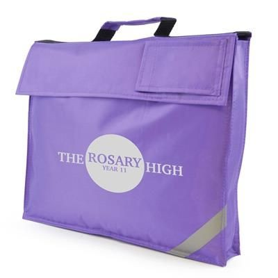 JASMINE SCHOOL BAG in Purple.