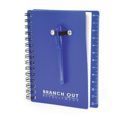 B7 CANAPUS NOTEBOOK in Blue.