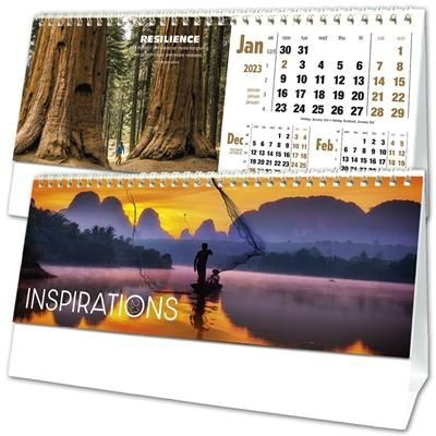 INSPIRATIONS DESK TOP CALENDAR.