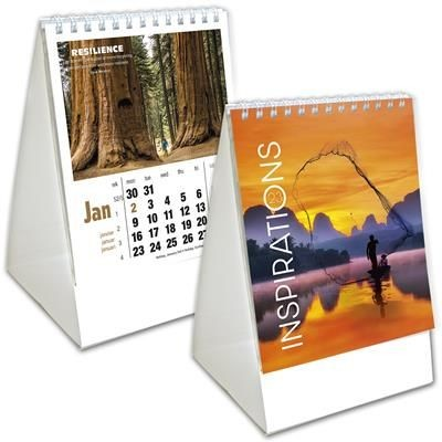 INSPIRATIONS MINI DESK CALENDAR.