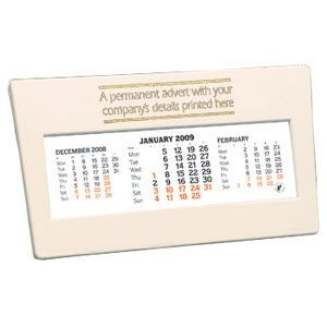 NS5 EXECUTIVE DESK EASEL CALENDAR.