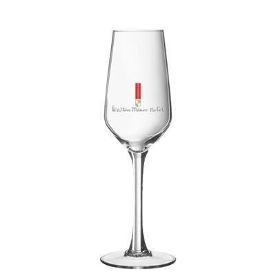 LINEAL FLUTE GLASS 190ML.