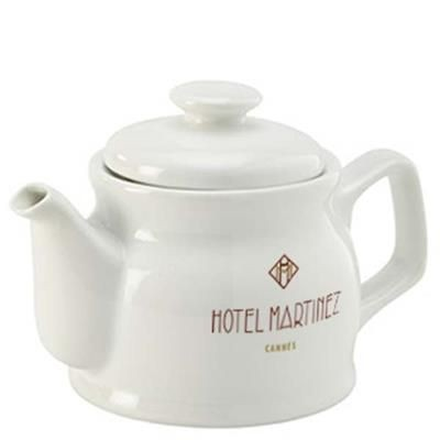 CERAMIC POTTERY TEA POT 850ML.