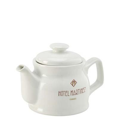 CERAMIC POTTERY TEA POT 450ML.