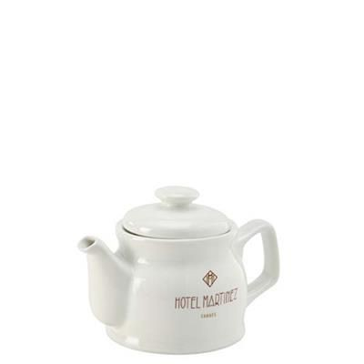 CERAMIC POTTERY TEA POT 310ML.