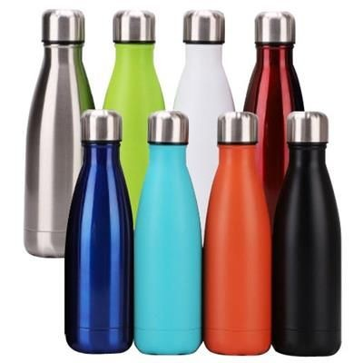 THERMAL INSULATED DRINK BOTTLE.