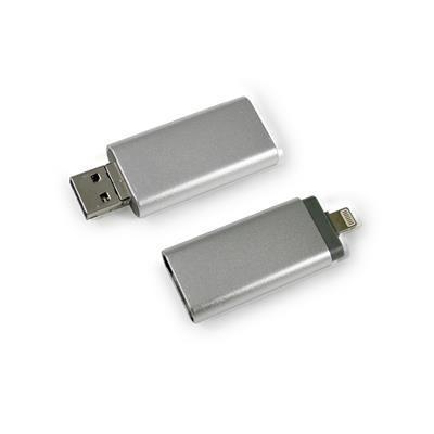 OTG LIGHTNING USB FLASH DRIVE.