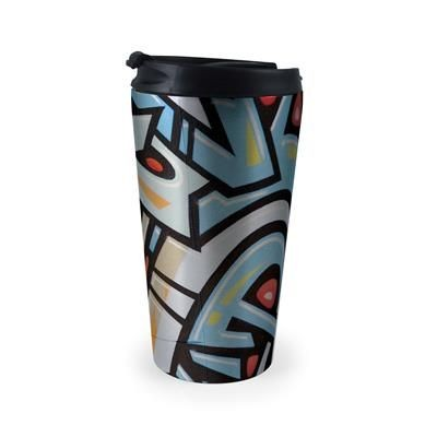 RIO PHOTO TRAVEL MUG.