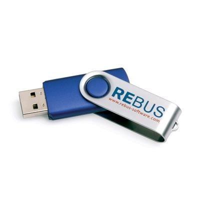 UK STOCK TWISTER USB FLASH DRIVE.
