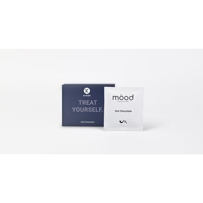 MOOD® HOT CHOCOLATE in Full Colour Pouch.