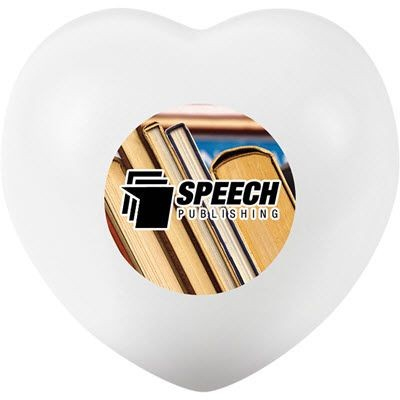 STRESS BALL - HEART SHAPE.
