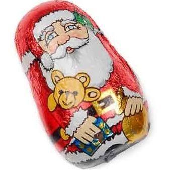 CHOCOLATE FATHER CHRISTMAS SANTA.