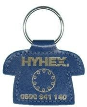MOBILE PHONE or SHIRT SHAPE KEYRING.
