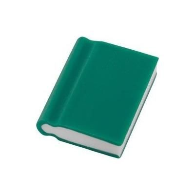 BOOK ERASER in Range of Colours.