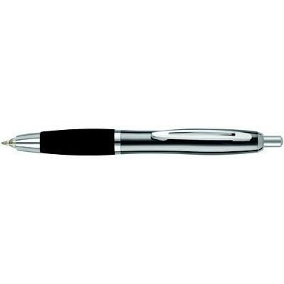 CONTOUR LIGHT BALL PEN in Silver.