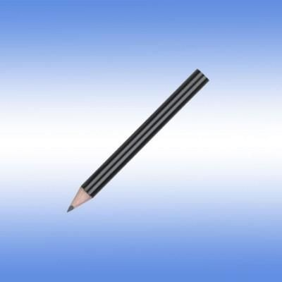 MINI NE PENCIL in Black.