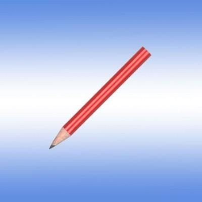 MINI NE PENCIL in Red.