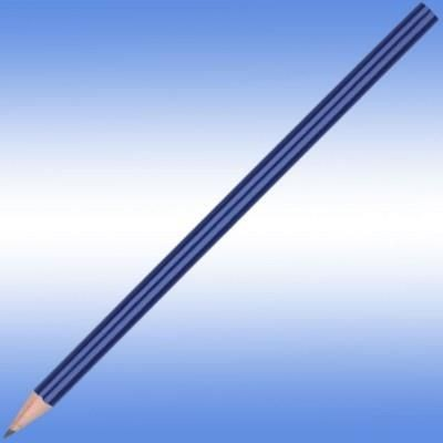 STANDARD NE PENCIL in Reflex Blue.