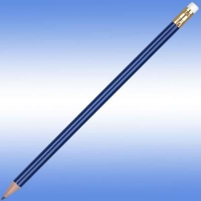 ORO PENCIL in Reflex Blue.