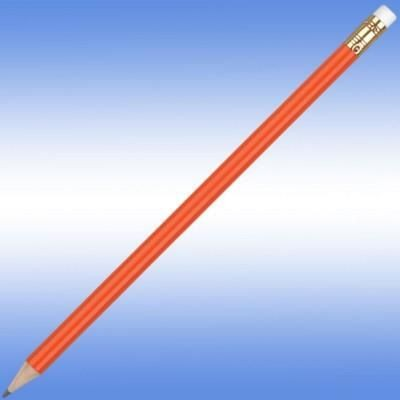 ORO PENCIL in Orange.
