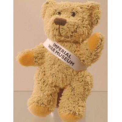 KORKY PROMOTIONAL BEAR with Printed Sash.