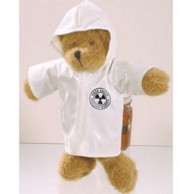 SCRAGGY TEDDY BEAR with Coat.