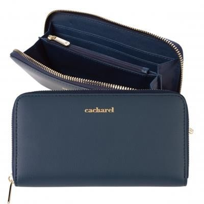CACHAREL LADY WALLET TIMELESS BLUE.