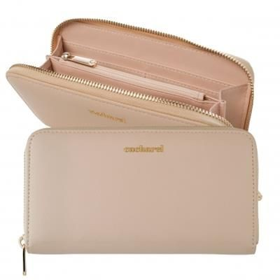 CACHAREL LADY WALLET TIMELESS NUDE.
